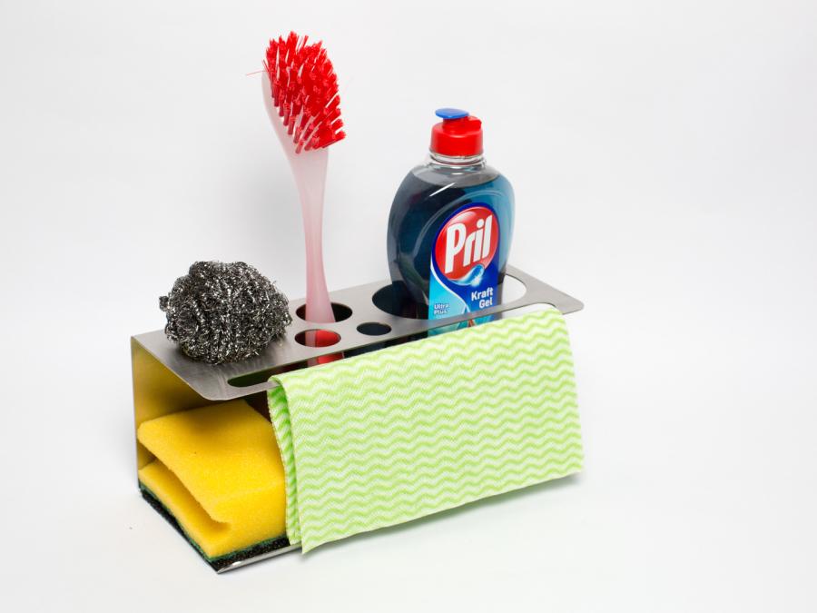 Küche,Spüle,Pfanne,Spritzschutz
